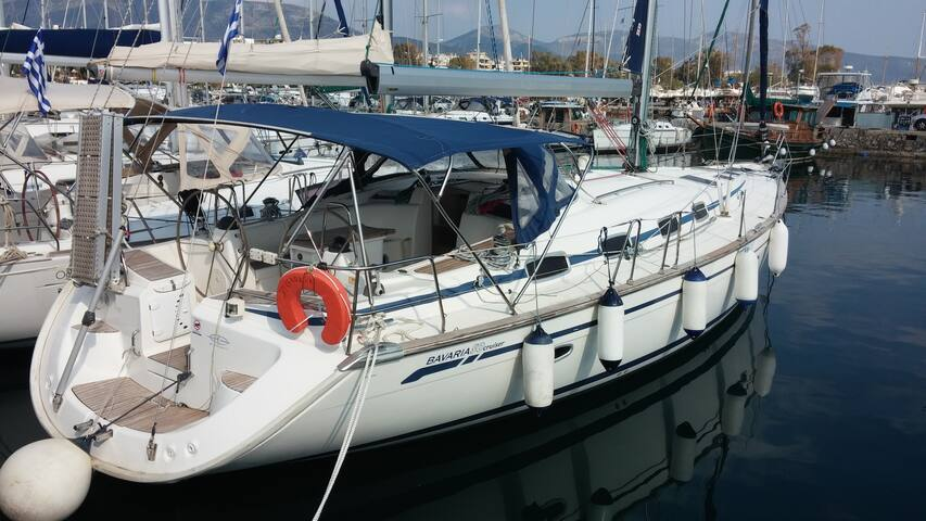 Amazing Yacht as your Home in Athens - Alimos - Boat
