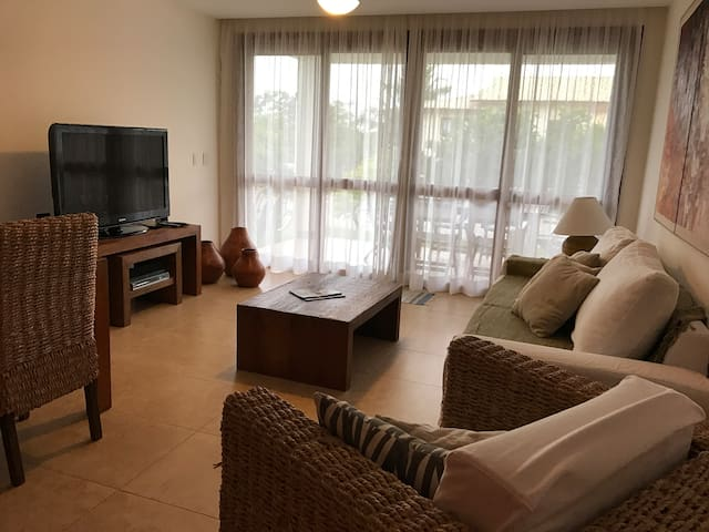 Apto confortavel na Reserva Imbassai - Mata de São João - Apartamento