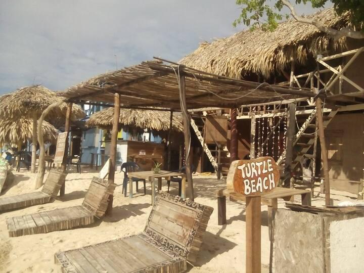 TURTLE BEACH en Playa Blanca, Isla de Baru