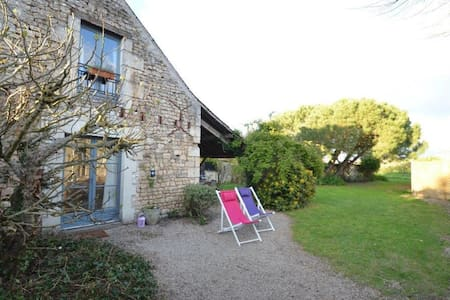 Cosy cottage in the Loire, with all the comfort. - Marcilly-sur-Vienne - 小木屋