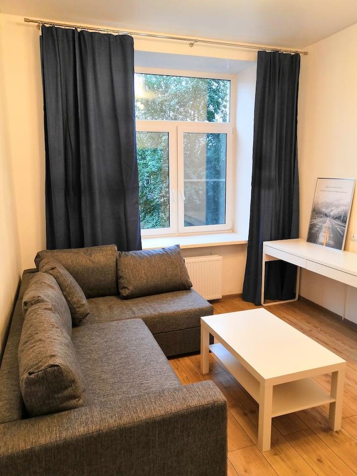 Моя квартирка