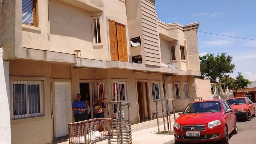 Apartamento confortável e aconchegante!!