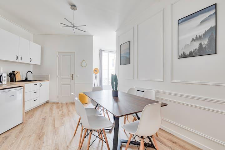 ♥ Charming apartment Champs Elysées - 4P