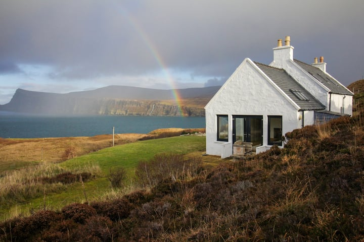 Milovaig House | Stylish Isle of Skye Croft House