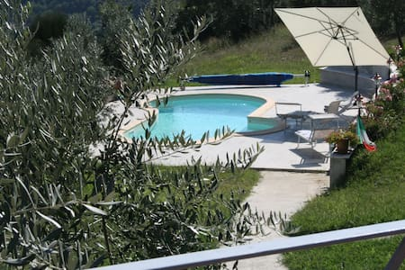 Villa in campagna con piscina - Fara In Sabina - Vila