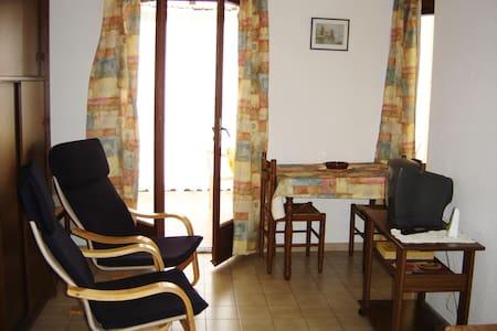 Agréable studio avec terrasse portes coulissantes - Amélie-les-Bains-Palalda - Lägenhet