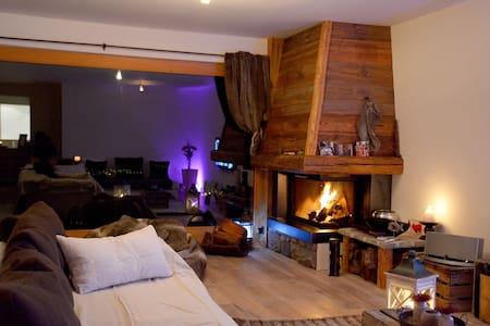 Magnifique appartement-loft - Veysonnaz - Huoneisto