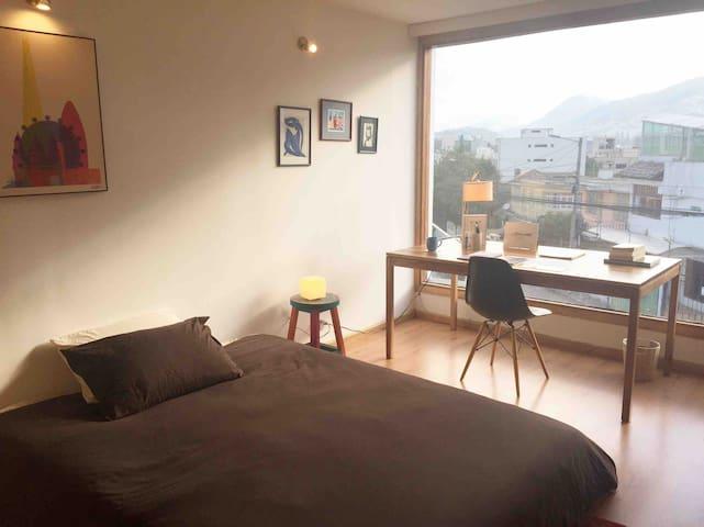Private room inside a Yoga Studio - La Floresta