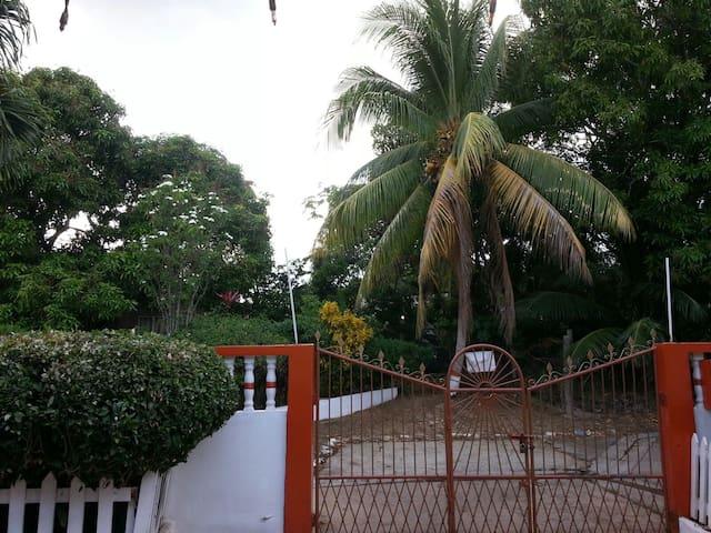 Couva Garden Apartment - Saint Andrew - Leilighet