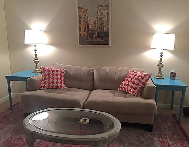 Pretty and Cozy 1BD Westerville Apartment - Columbus - Pis