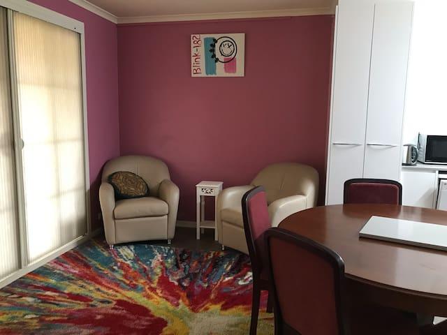 Modern Private Room -  plenty of extras