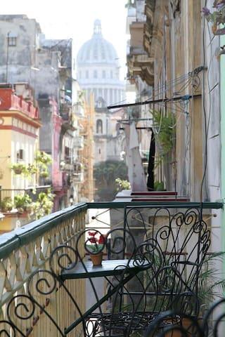 Apt. 1 old Havana HavanaRooms