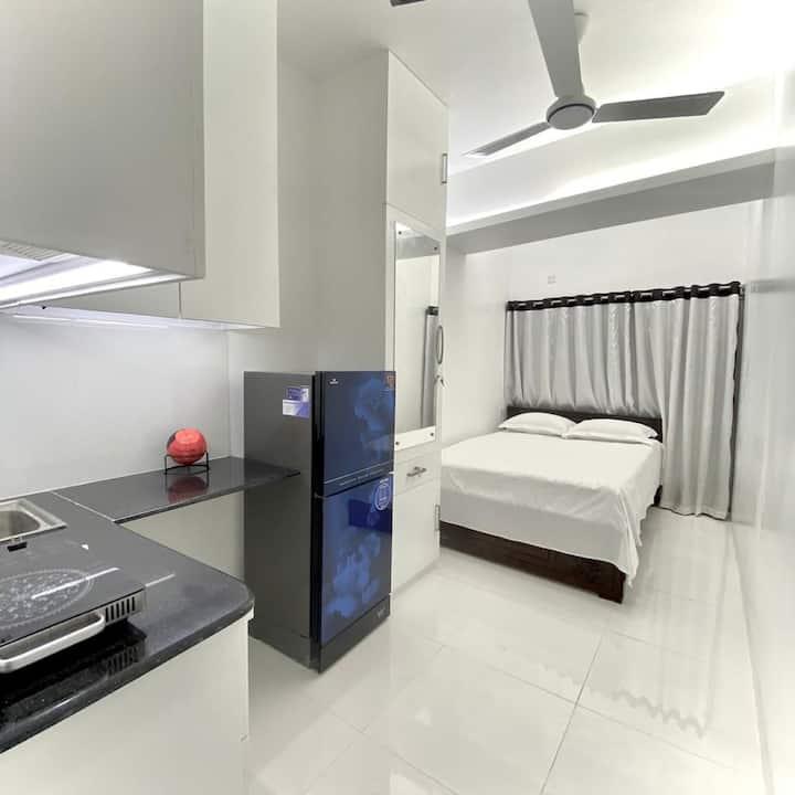 Full furnished single room studio apartment