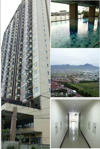 Apartment Strategis Kota Bandung-Soekarno Hatta ST - Cinambo - Flat