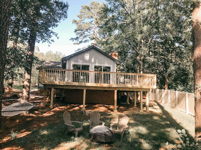 The Buttonbush Cottage on Lake Murray