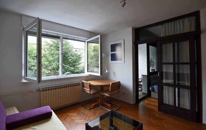 Good vibe apartment near Jarun Lake
