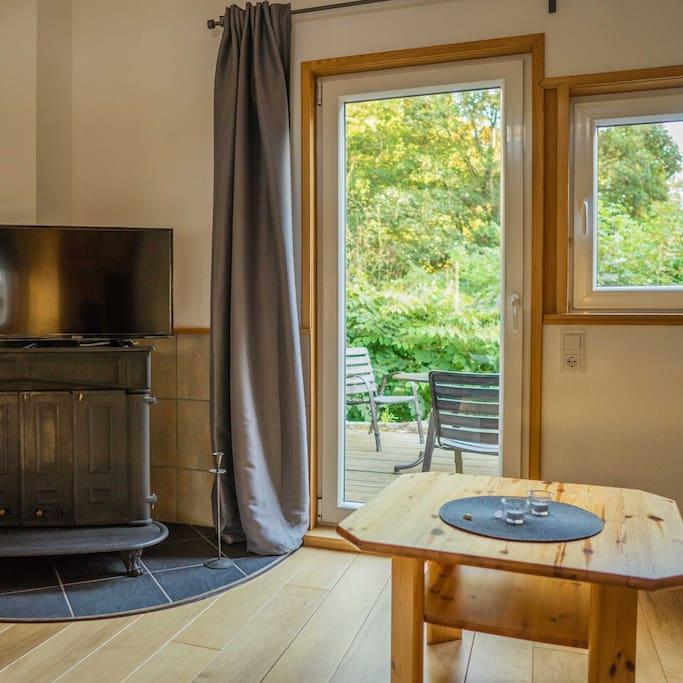 ferienwohnung in der heide bungalows zur miete in solingen nordrhein westfalen deutschland. Black Bedroom Furniture Sets. Home Design Ideas