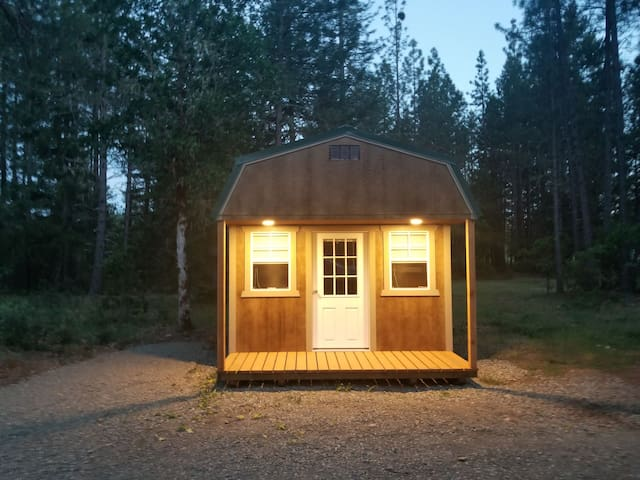 Mini Dry Cabin (CA2)