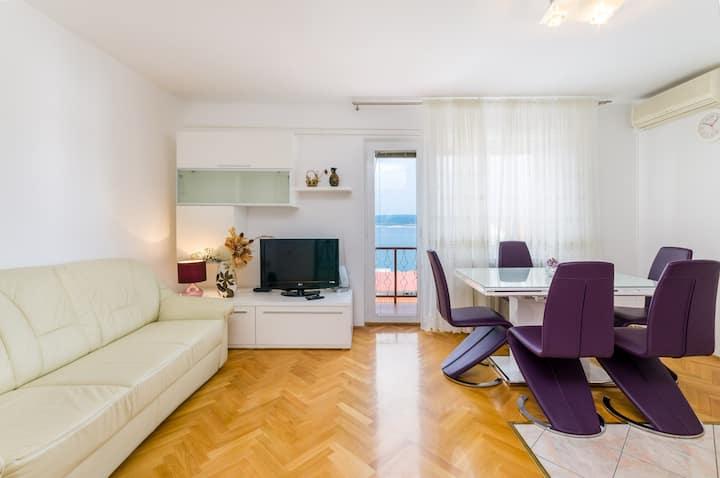 Apartment Ankica L / 2+2 ***