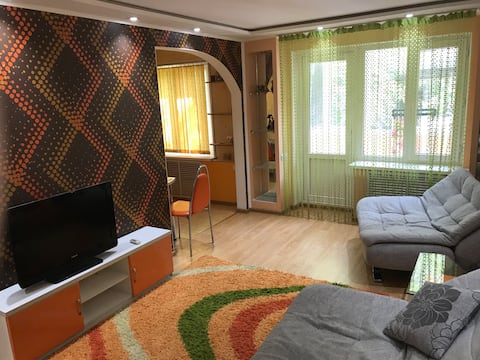 Nice City Center Apartment near Metro Station