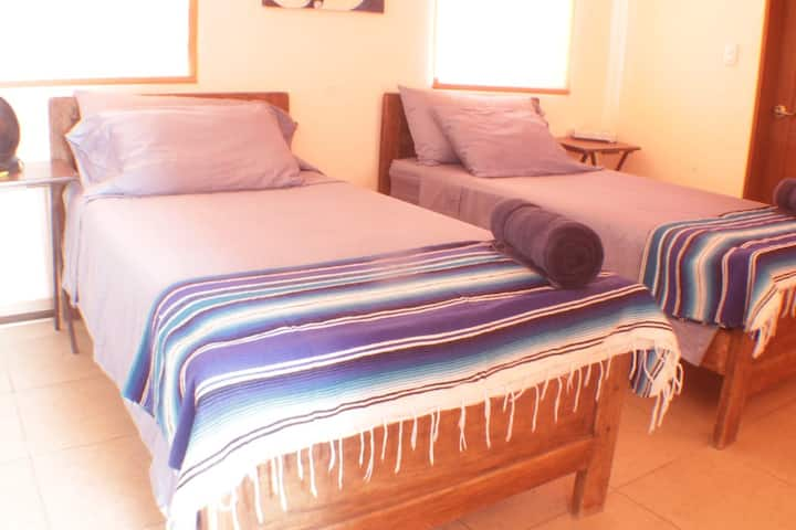 (Not-for-profit) Mision Surf Mexico - Twin Room