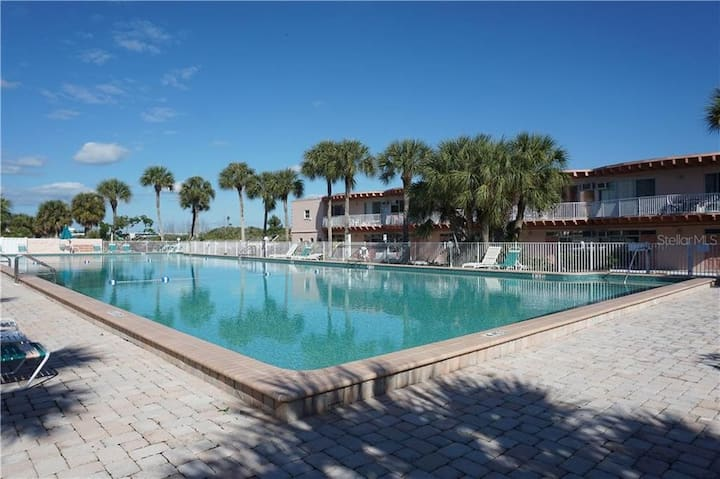 Indian Shores Condo with Great Views and Marina!