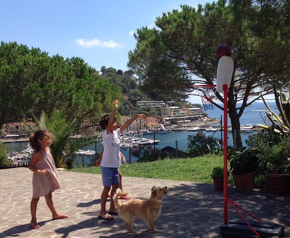 Best House with pool in Elba Island
