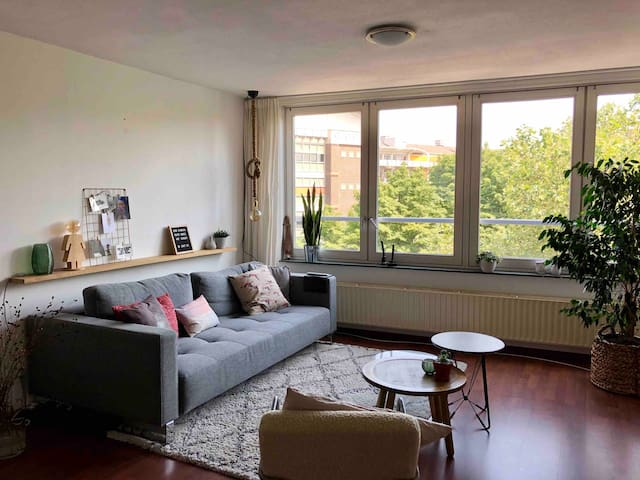 Cosy apartment in downtown Rotterdam!