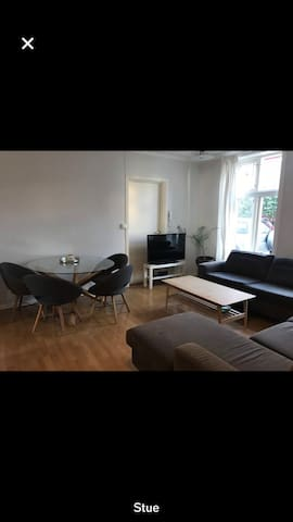 Nyere  oppdatert leilighet midt i Tønsberg sentrum