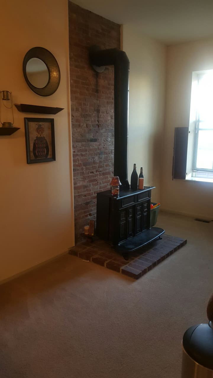 Charming apartment near everything In Soulard! :)