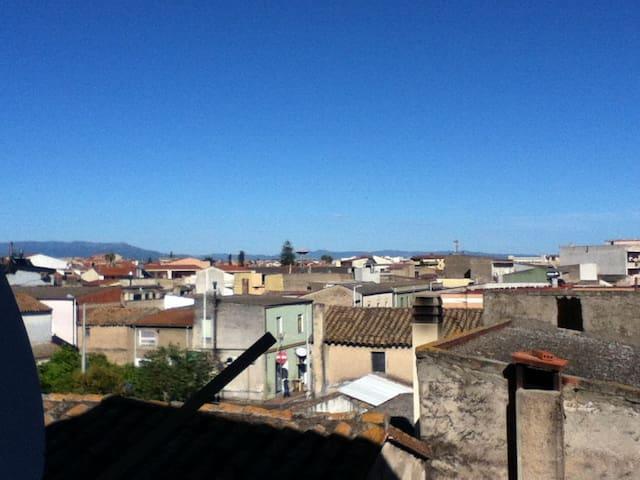 Appartamento panoramico e centrale Assemini - Assemini - Apartemen