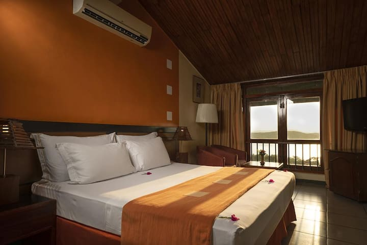 Deluxe Room with Free Bicycle Rent Per Stay