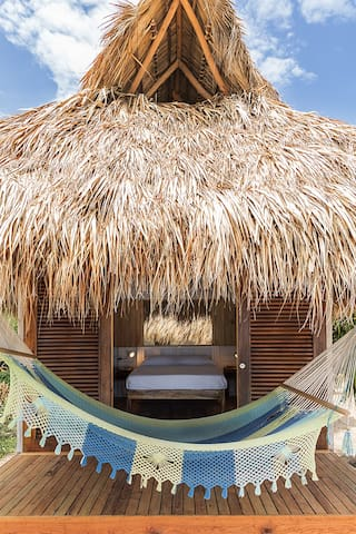SUYO, Beach Cabaña #4, Playa Popoyo