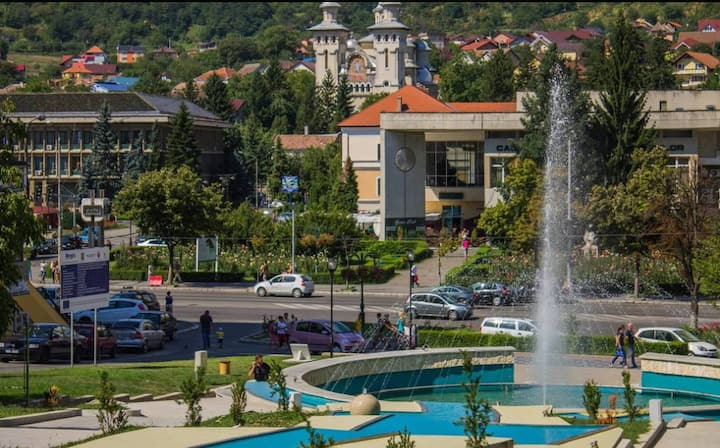 Zalau, Transylvania, Romania - Central/Cozy/Clean