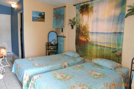 Private Room Close to the Beach - Matanzas - Casa