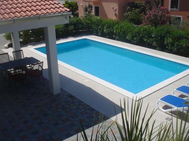 Luxurious 4 stars apartment with amazing sea view - Kožino