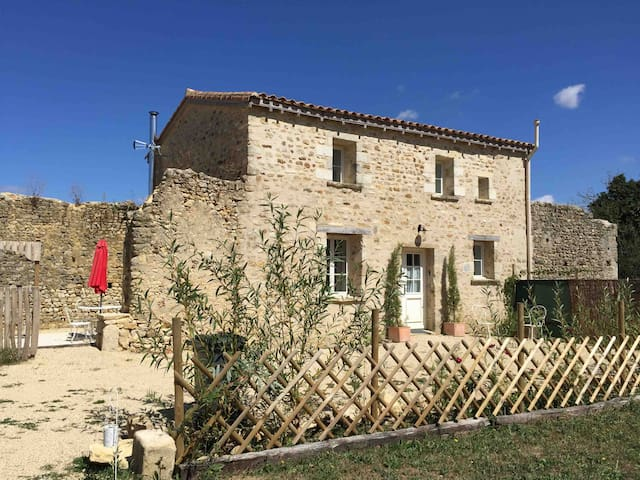 L'Èbenisterie @ La Charpenterie, 2-bed cottage