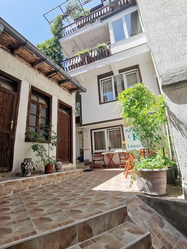 Ohrid City Square Double Apartment 102