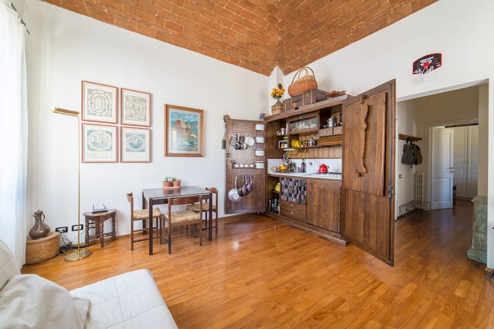 Lovely apartment in Tuscany, near Florence