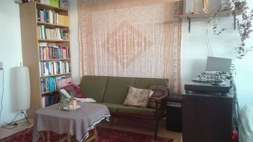 Cozy, bright and spacious appartement - Aarhus - Apartamento