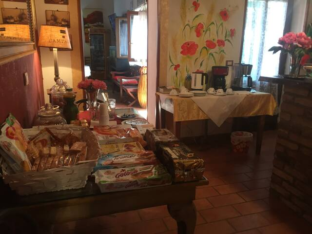 Casa di Maddalena  per ospiti dai 60 anni in poi