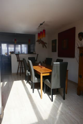Agréable maison pour 4 personnes à Anderlecht