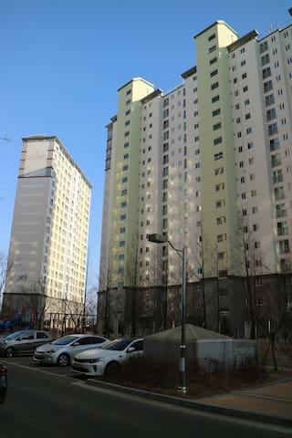 전주 주변의 새 아파트 독채 - Gimje-si