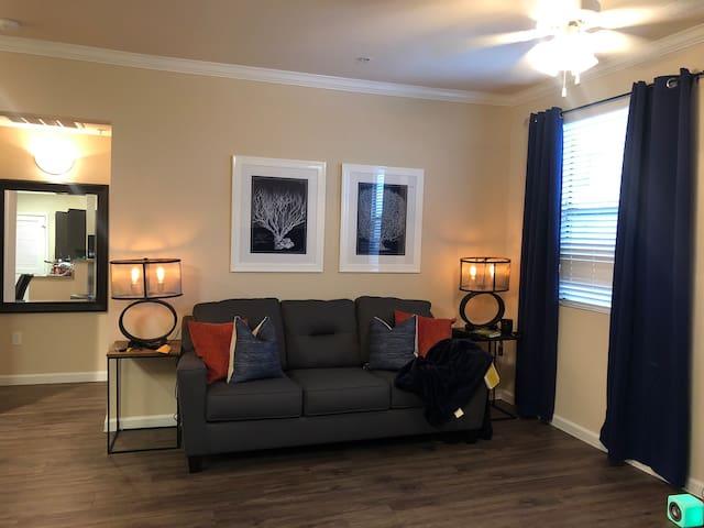 Luxury Resort Style 1 bedroom apartment!