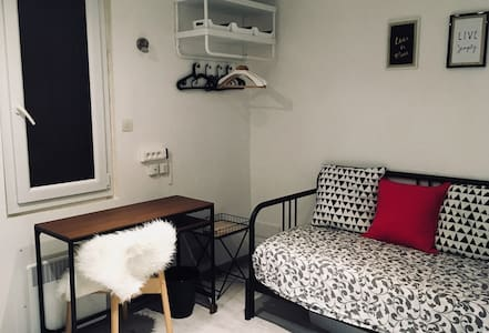 ★Studio Toulouse quiet&cozy (near subway,tramway)★