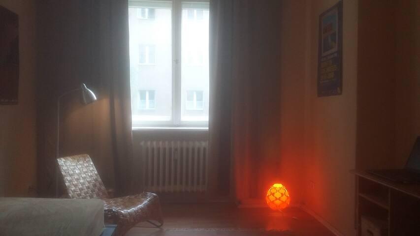 Ruhiges Zimmer mit sehr guter Anbindung