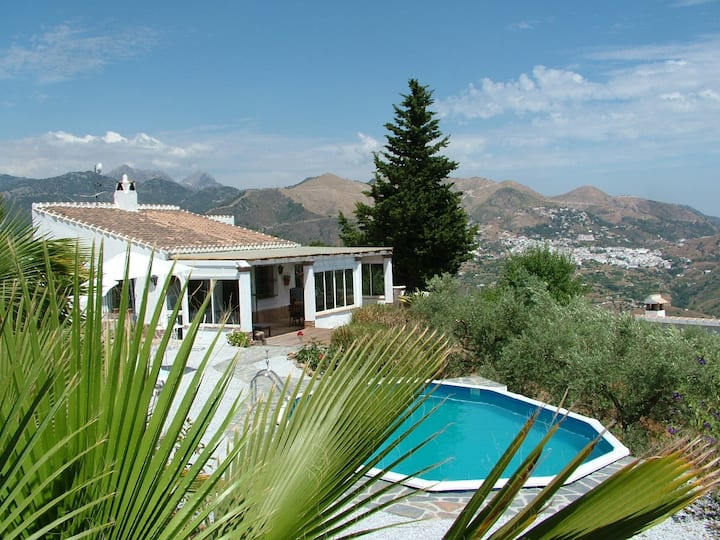 Finca Viña, dreamhouse in Andalusia