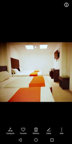 Aparta suite grupal - Hotel Business Ferial