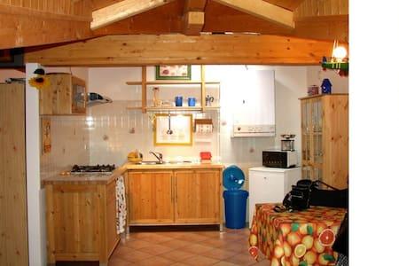 Romantico appartamento in montagna - Monclassico