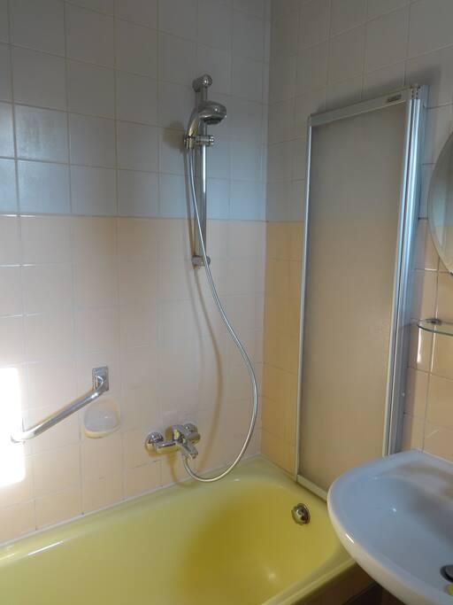 Eigenes Bad mit WC
